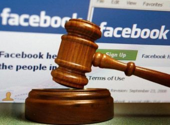 Justice : Facebook condamné en France pour ses clauses abusives