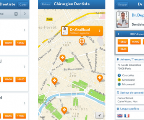With 700K€ from Alven Capital, KelDoc launches an iOS app to schedule appointments with your doctor