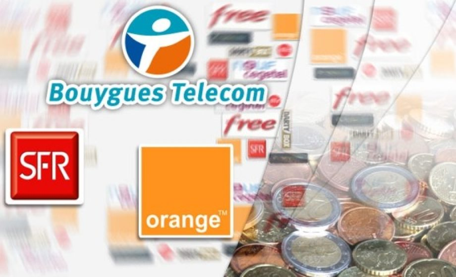 SFR & Orange sued for €1.4 Billion for Anti-competitive practices by… every other French mobile operator