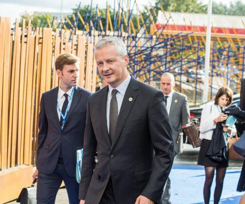 Fiscalité: Bruno Le Maire veut imposer une taxe européenne pour les GAFA
