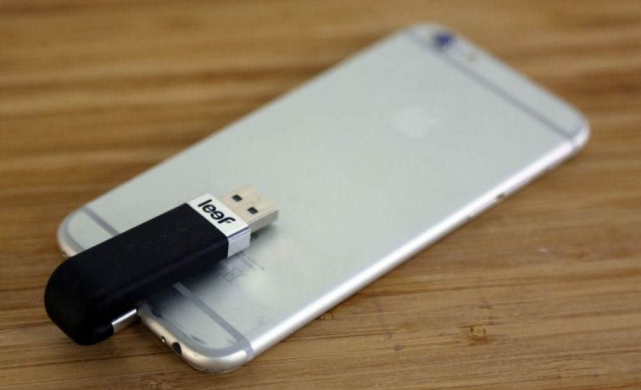 Leef seeks to crack the iOS device storage problem with global roll-out of iBRIDGE