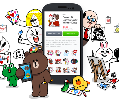RudeVC: Stickers-as-a-Service is the new SaaS