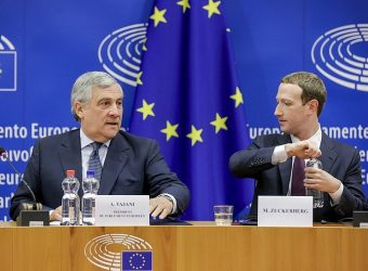 Mark Zuckerberg at the European Parliament: The real answers came… in writing