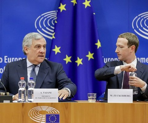 Mark Zuckerbergau Parlement Européen : les vraies réponses sont venues… par écrit