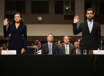 Le mea culpa de Twitter face aux Sénateurs américains