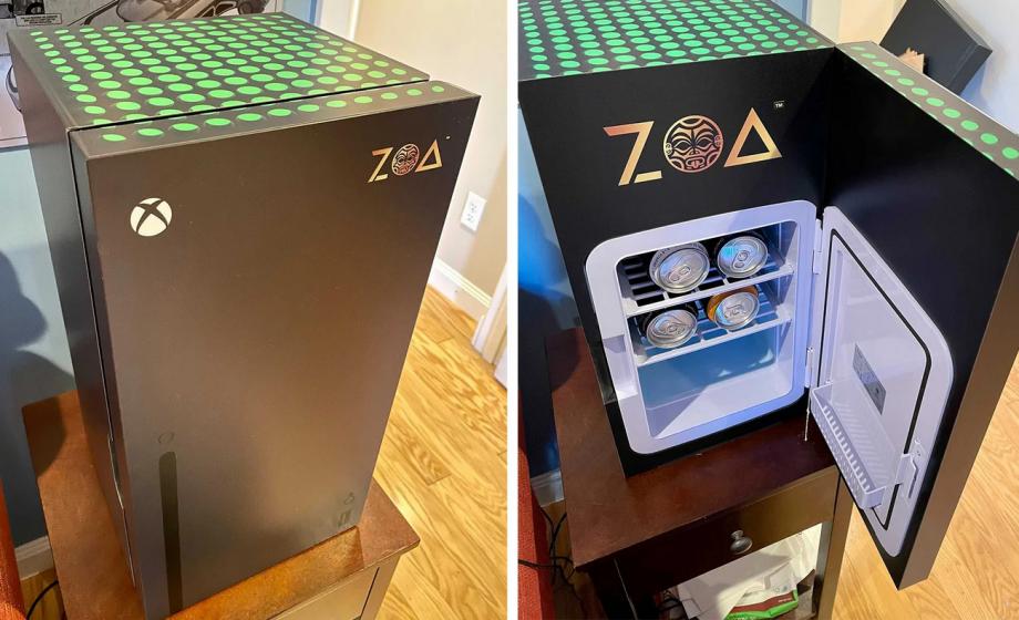 Pourquoi Microsoft va lancer un frigo X Box Series X…