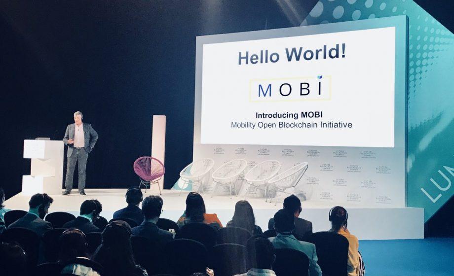 Des industriels veulent adapter la blockchain à l'automobile