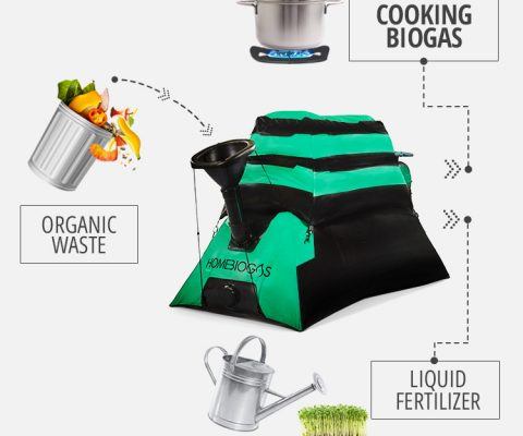 Transition énergétique: Engie investit dans une start-up pour produire du biogaz à domicile