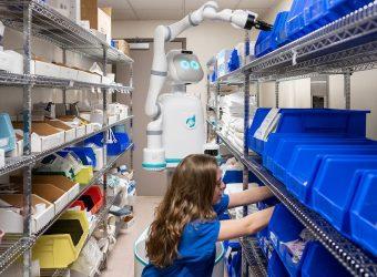 Un robot infirmier testé dans les hôpitaux américains