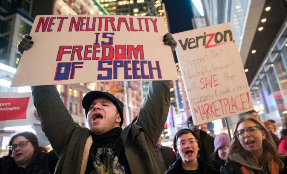 USA: fin de la neutralité du net, 99,7% des commentaires étaient contre!