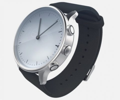 Soon to be launched Névo connected watch to take on Withings' Activité