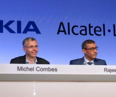 Nokia to acquire Alcatel-Lucent for €15.6 billion