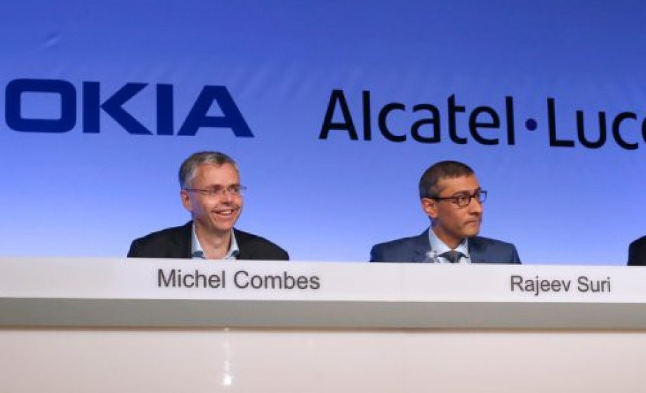 Nokia to acquire Alcatel-Lucent for €15.6 billion