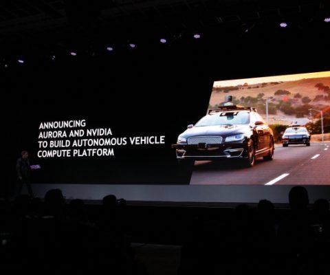 CES: Nvidia en pôle position sur la voiture autonome