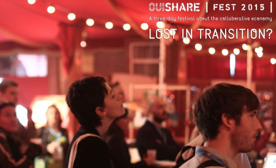 The Sharing Economy's top event OuiShare Fest is back on 20-22 May