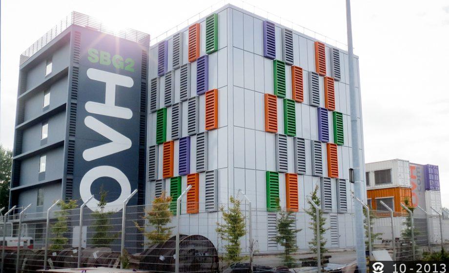 OVH raises €267 million to take on the US cloud giants