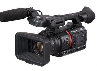 Panasonic dégaine une caméra pensée pour les vidéos « live »