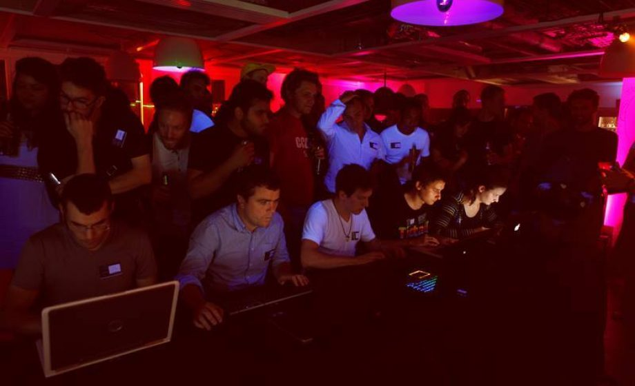 Paris Coders Night – coming to you November 28th at Deezer HQ