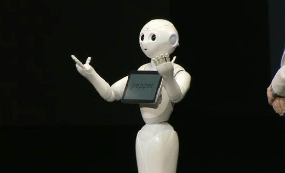 Aldebaran and Japan's SoftBank to launch the first emotionally-aware robot 'Pepper'