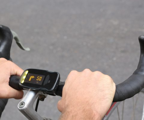 HAïKU, the connected bike GPS, lands on Kickstarter