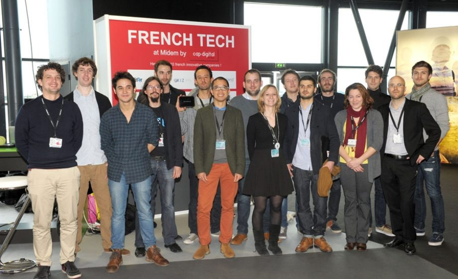 Cap Digital showcases some of France's hottest up-and-coming music startups