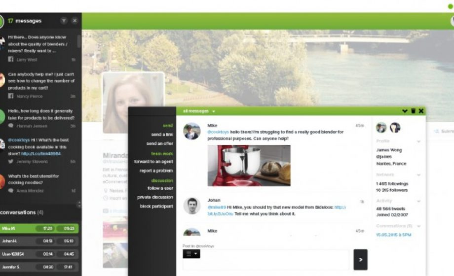 iAdvize acquires Bringr, integrating social and customer engagement