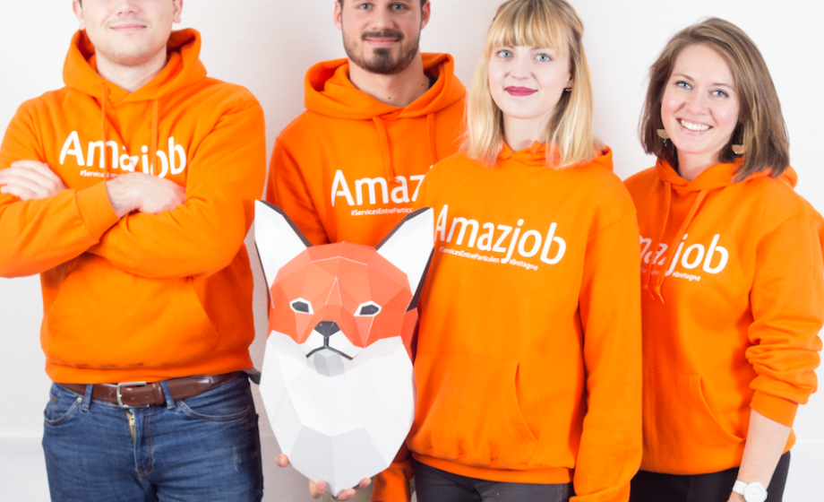#FRENCHTECHFRIDAY: Show your skills with Amazjob