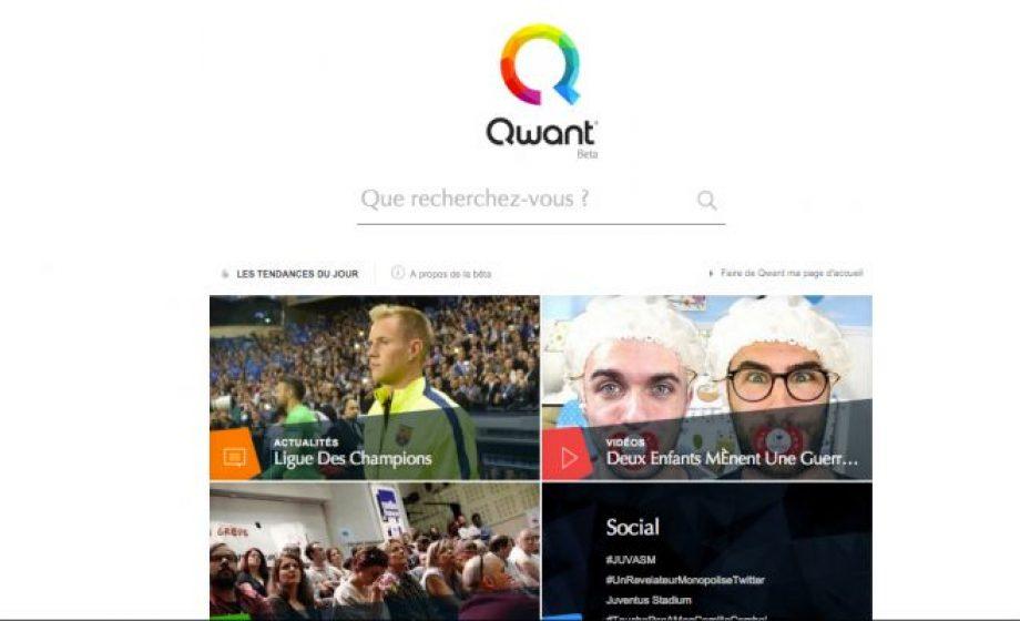 Firefox : le moteur de recherche français Qwant désormais pré-installé !