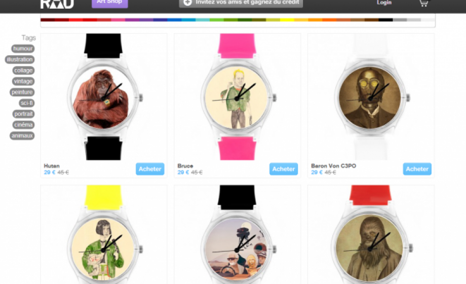 With 1M+ users, fashion discovery platform Rad raises €2.5M from Index Ventures