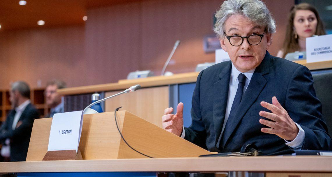 Union Européenne: vers une plus grande responsabilité judiciaire des GAFA?