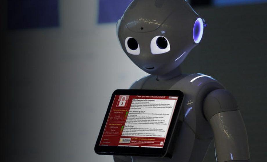Ransonware spécial robots: une aubaine pour les cybercriminels