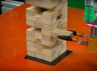 Un robot apprend le « raisonnement tactile » pour vous battre au Jenga !