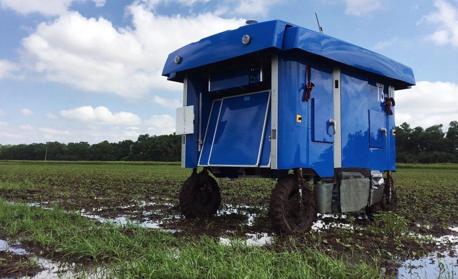 Des robots pour répondre aux défis de l'agriculture mondiale?