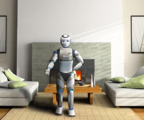 'Romeo' makes his big debut at Lyon robotics fair Innorobo