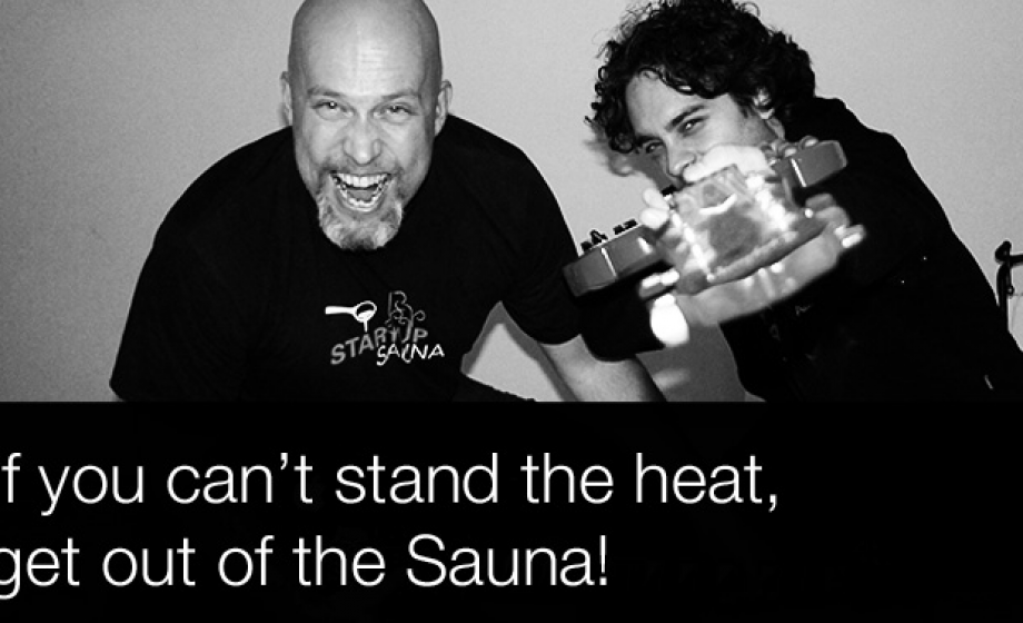 Startup Sauna and SLUSH to heat up the pitching competition in Paris on October 15th
