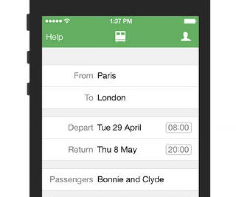 Capitaine Train's simple train ticketing platform now available on iPhone