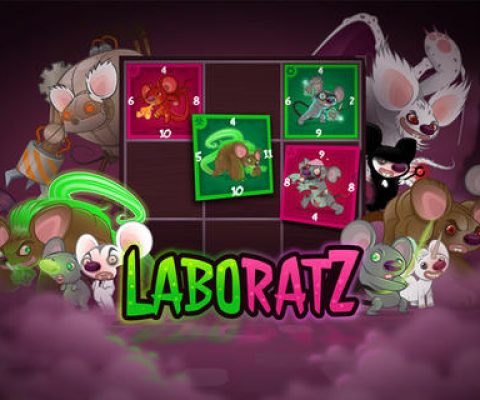 With 3 Million players on Facebook, Adictiz releases Laboratz on iOS & Android