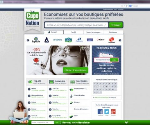 Rocket Internet's coupon aggregator CupoNation partners with Habitat, Marionnaud, and Levi's for launch in France