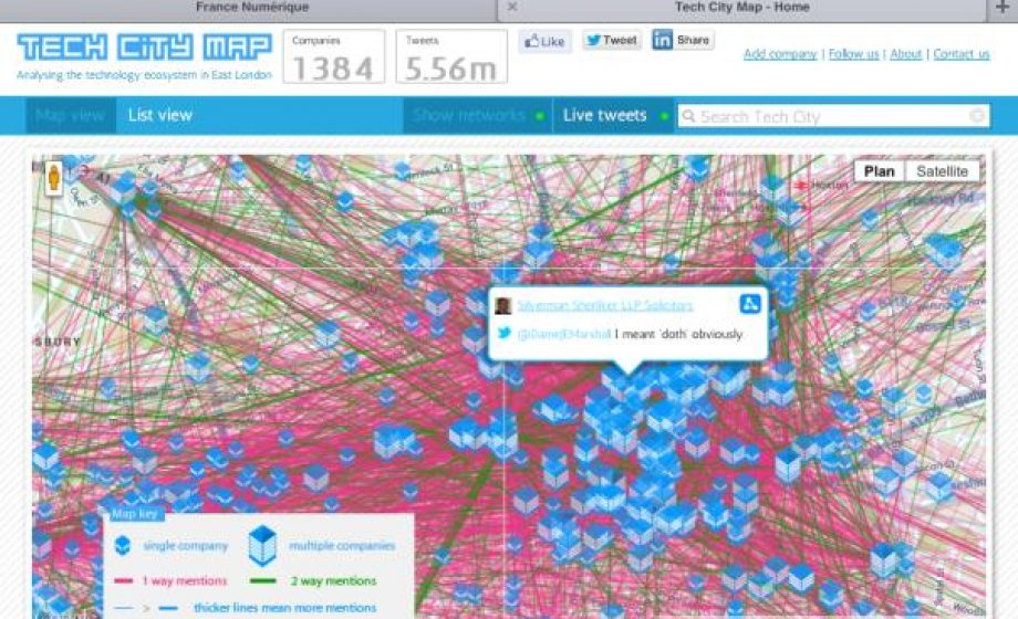 Paris 2014 VS London Tech City: The Battle (& the fact-checking).