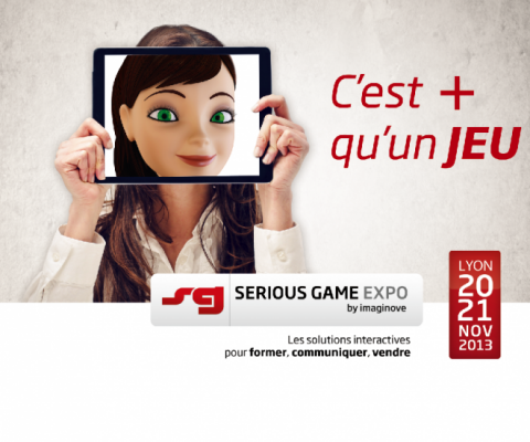 Serious Game Expo's 9th edition to descend on Lyon November 20th – 21st
