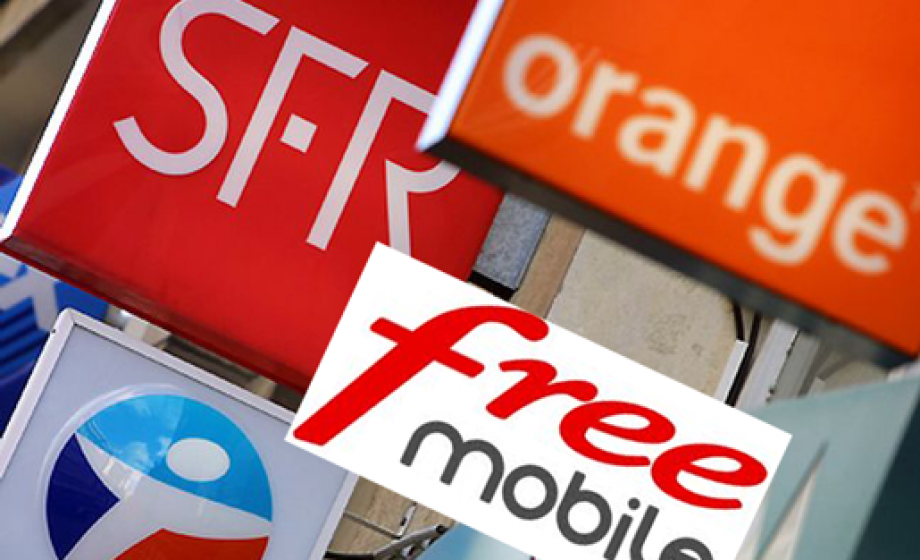 In 2012, Mobile service prices dropped 11% due to Free Mobile (of course)