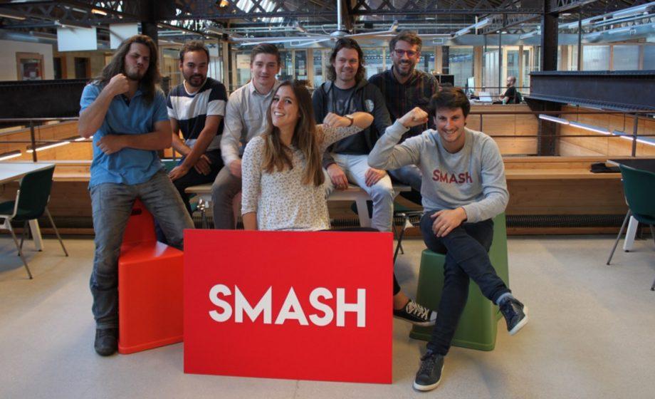Smash,  la start-up de transfert de fichiers, lève 1,5 millions d'euros