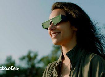 Snapchat investit massivement dans la réalité augmentée