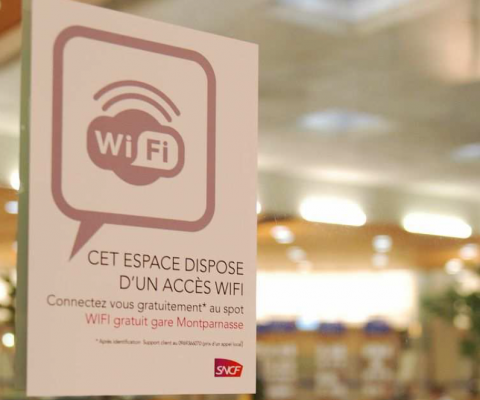 100 French Train Stations will have Free Wifi in 2013