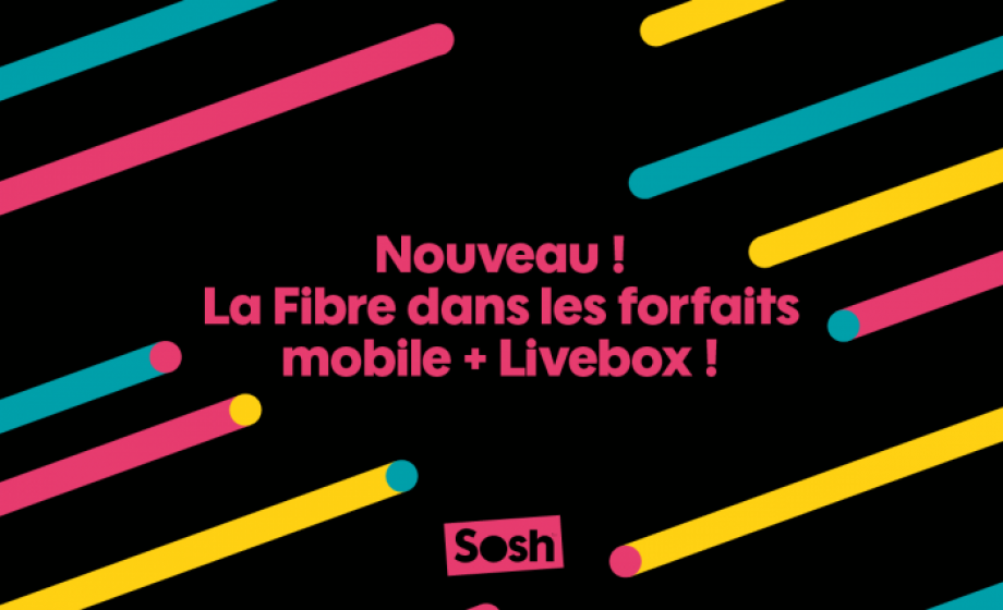 Orange's Sosh to answer Bouygues and launch low-cost fiber offer