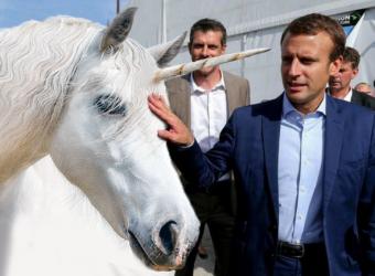Start-up: le président Macron veut ses 25 licornes en 2025…