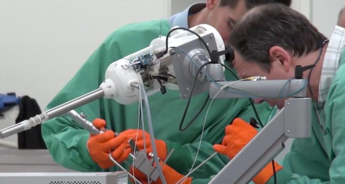 La start-up robotique médicale AmaRob initie une levée de fonds de 3 millions d'euros