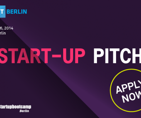NEXT Berlin launches call for candidates for its Startup-Pitch