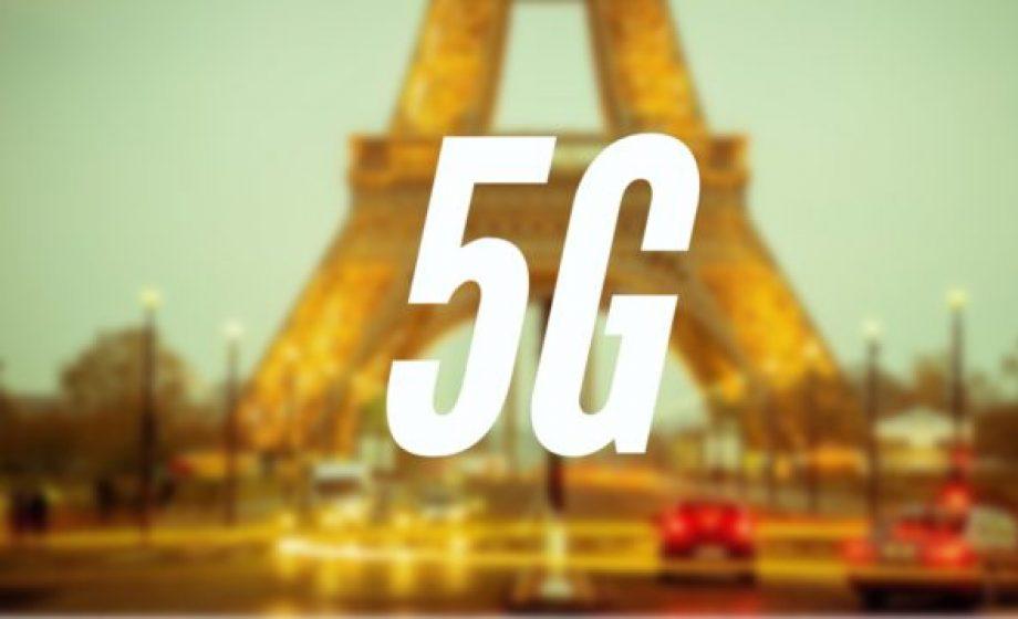 Le déploiement des stations 5G expérimentales se poursuit en France
