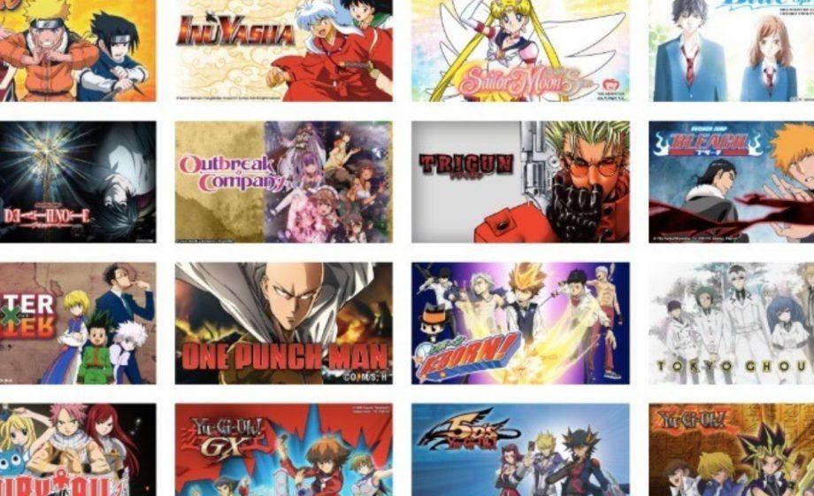 Streaming illégal de mangas et d'anime: le grand ménage